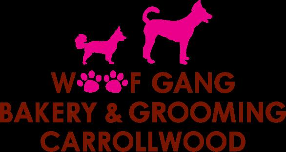 Woof Gang Carrollwood Logo