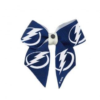 Tampa Bay Lightning Hair Bow